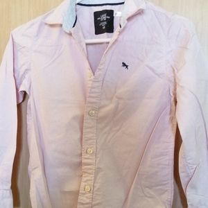 H&M Boys pink shirt